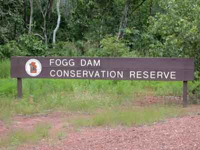 Welcome to Fogg Dam